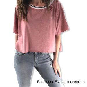 Free People Movement Forever Yours Tee Shirt NWT